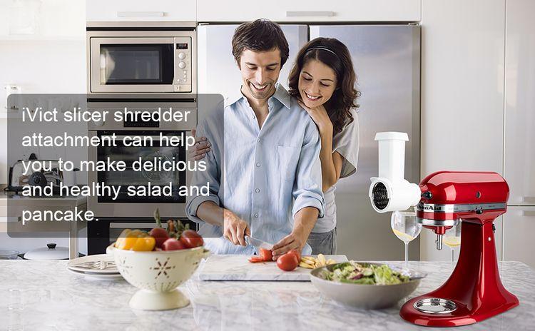 Slicer Shredder Attachment
