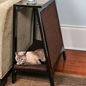 A-Frame Cat Bed from The Refined Feline