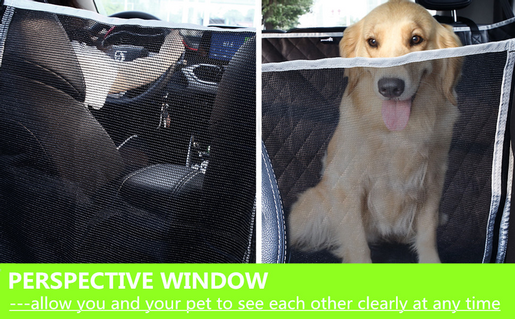 rear seat dog cover