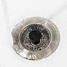 kitchen sinkshroom, sinkshroom, sink shroom, shower shroom, sink basket, kitchen sink basket, strain